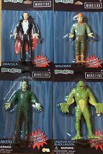 Universal Monsters Bend-Ems Frankenstein Dracula Wolfman Creature Figures 2019