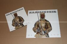 RAMMSTEIN -- Lot DEUTCHLAND Vinyl + CD -- Neuf / Scelle.