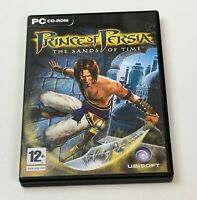 Prince of Persia Sands of Time - PC CD ROM - Excellent Condition - FAST POSTAGE