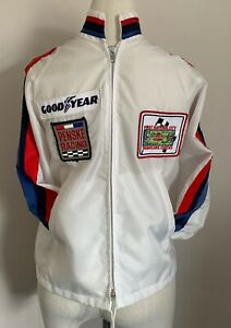 ORIGINAL PENSKE F1 GP RACING FIRST NATIONAL CITY TEAM MEMBER JACKET COAT 1970's