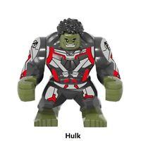 New Infinity War Avengers Game End Super Hero HULK Building Blocks Action Figure