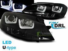 Coppia di Fari Anteriori LED DRL Inside per VW GOLF 7 VII 2012-Neri IT LPVWK6-ED