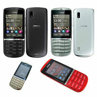 New Condition Original Nokia Asha 300 3000 5MP Tocuh & Type 3G Unlocked Phone