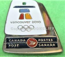 VANCOUVER 2010 OLYMPIC Pin CANADA POST INTERNAL STAFF Near Mint