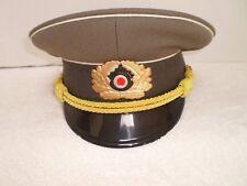 Post WW2 East German Generals hat