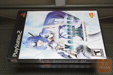 Xenosaga: Episode III (PlayStation 2, PS2 2006) FACTORY SEALED! - RARE!