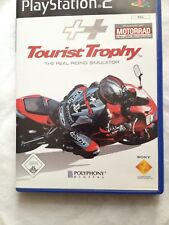 Tourist Trophy - The Real Riding Simulator (Sony PlayStation 2, 2006, DVD-Box)