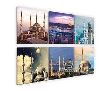 6x30x30cm Leinwandbilder Moschee Istanbul Trkei Architektur Fotografie SinusArt