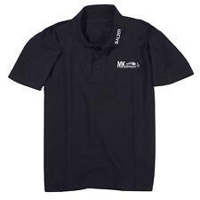 Balzer extranjero Koch Adventure Mk camiseta polo s Black negro Kollection or