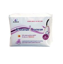Tiens AIRIZ Relax Active oxygen Negative ion soft-cotton sanitary napkins.10 pcs