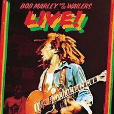 Live - Bob Marley (Vinyl Used Very Good)