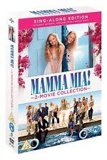 Mamma Mia 2-movie Collection DVD 2018