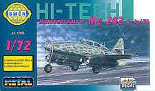 SMER 1/72 Messerschmitt Me262B-1a/U-1 hi-tech Nº 0884