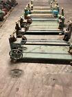 Vintage Industrial crank table bases