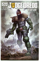 JUDGE DREDD YEAR ONE #3, NM, IDW,  2013,Sci-fi,Police,I am the Law,more in store