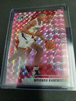 2020 Panini Mosaic Basketball MFIONDU KABENGELE Pink Camo Prizm Card