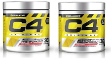 Cellucor C4 Original Explosive Pre Workout 30 servings Fruit Punch