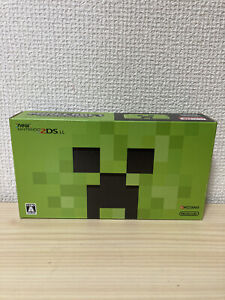 New Nintendo 2DS LL MINECRAFT CREEPER EDITION Japan ver.