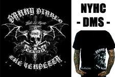 Danny Diablo-sideprint SHIRT # Skarhead NYHC DMS Madball Necro Agnostic Front