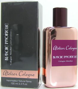 Atelier Cologne White Immortelle 100 ML Cologne Absolutely Spray