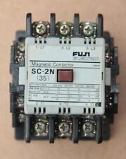 Contactor eléctrico SC-2N Magnético FUJI 100V #S834