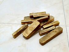 550g Barren, Pc-Gold, Schmelzgold, Pc-Schrott, Pc-Goldbarren Goldschrott