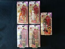 """1990s Toymax Spice Girls 6"""" Action Figures Set of 5 Posh Scary & Sporty Pop Rock"""