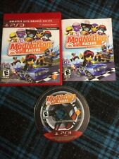 ModNation Racers (Sony PlayStation 3, 2010) Complete