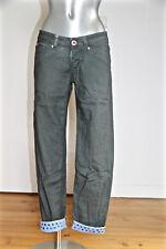 luxuriös jeans Harz khaki M & f Girbaud x Klemme Größe 38 i42 perfekter Zustand