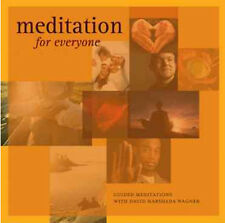 Quality GUIDED MEDITATION CD with D. Harshada Wagner Music for Deep Meditation
