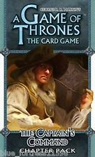 A GAME OF THRONES CHAPTER PACK THE CAPTAIN'S COMMAND A SONG OF THE SEA CYCLE