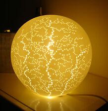 Design KugelleuchteTischleuchte Bodenleuchte mit Lichteffekt  Dekoration Neu