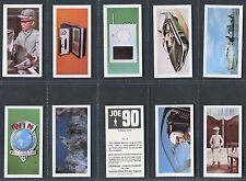 """PRIMROSE CONFECTIONERY 1969 """"JOE 90"""" THICK CARD - PICK YOUR CARD JERRY ANDERSON"""