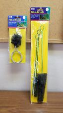 PENN PLAX FILTER TWIN BRUSH (1 Double End Brush) or Filter Tubes Kit (3 brushes)