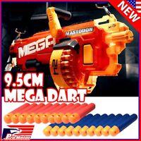 Lot Refill Foam Bullet Darts 9.5 cm For Nerf N-Strike Elite Mega Toys Gun USA