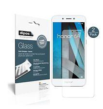 2x Huawei Honor 6A Protection ecrán Verre souple Film Protecteur 9H dipos