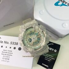 Casio Baby-G * BA110TP-8A Anadigi Tribal Pattern Beige COD PayPal Ivanandsophia