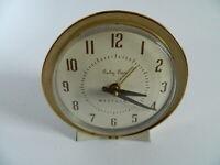 Vintage 1960 Baby Ben Metal Alarm Clock Style 7
