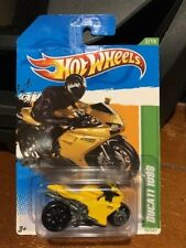 2012 Hot Wheels Treasure Hunts Ducati 1098 #52 Bad Card
