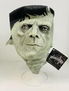 Rubie's Universal Studios Silver Screen Edition Frankenstein Mask, One Size