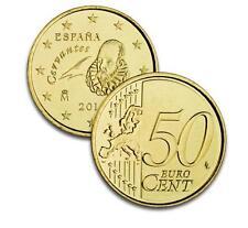 España - MONEDA 50 CENTIMOS EURO - 2012 - Coin Spain Espagne Spanien Spagna S/C.