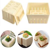 Plastic Tofu Press Mould DIY Homemade Tofu Maker Pressing Mold Kit Cheese TM1