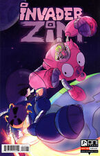 Invader Zim #0 - 1st Print Oni Press