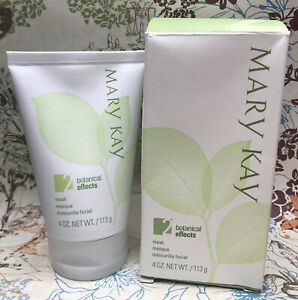 Mary Kay Botanical Effects 2 Mask Normal / Sensitive Skin New in Box Full Size