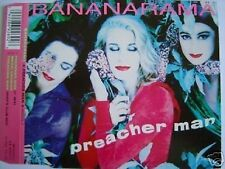 BANANARAMA PREACHER MAN MAXI CD SINGLE