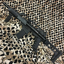 NEW Empire BT-4 Slice G36 Semi-Auto Mechanical Tactical Paintball Gun - Black