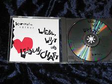 Kordula Völker CD Liebe Lust und Leidenschaft FUNNY FARM 9585 EX/EX