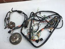 SYM  SYM50  SYM 50 CITY HOPPER  LOOM WIRING HARNESS  ROTOR  ALTERNATOR  PICK UPS