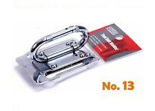 Scaffolders Hammer Lever Tool Holder Belt Clip Cyclinder 25mmx50mmH+50mm Ring #3