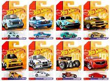 2019 Hot Wheels Target Decades Throwback Series 3 Set of 8 Diecast Vehicles!